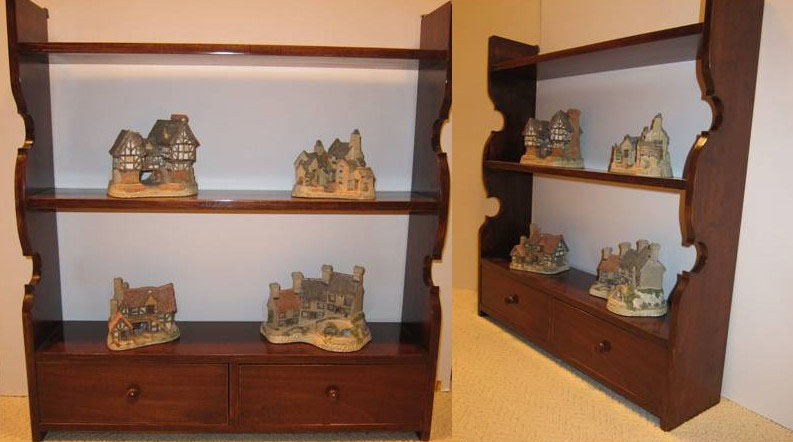 Knick-Knack Shelf